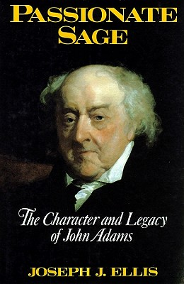 Passionate Sage - Ellis, Joseph J, and Parker, Timothy (Read by)
