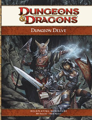 Dungeon Delve: Roleplaying Game Supplement - Noonan, David, and Christ, David, and Marks, Greg