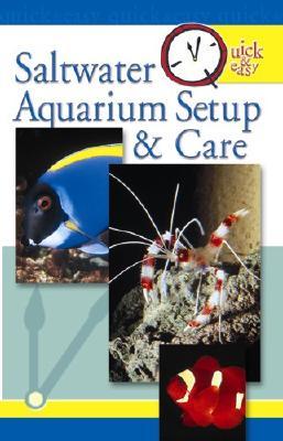 Saltwater Aquarium Setup & Care - Boruchowitz, David E
