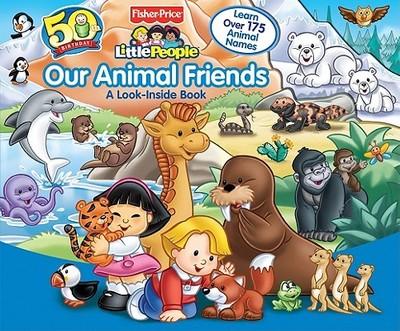 Our Animal Friends: A Look-Inside Book - Mitter, Matt