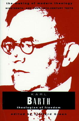 Karl Barth - Green, Clifford J (Editor), and Barth, Karl