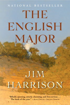 The English Major - Harrison, Jim