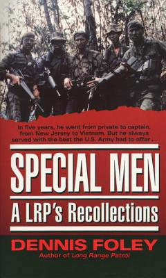 Special Men: An Lrp's Recollections - Foley, Dennis