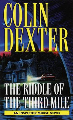 Riddle of the Third Mile - Dexter, Colin, and Copyright Paperback Collection