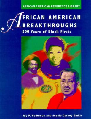 African American Reference Library - Pederson, Jay P, and Smith, Jessie Carney