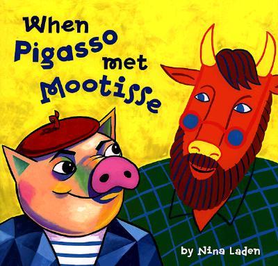 When Pigasso Met Mootisse - Laden, Nina