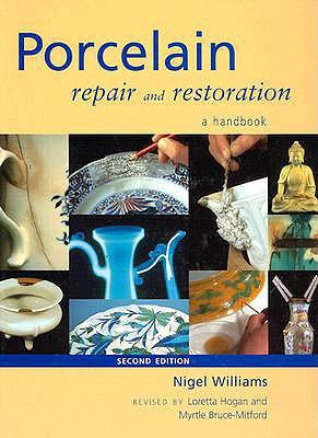 Porcelain Repair and Restoration - Williams, Nigel