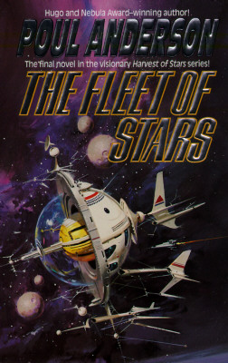 The Fleet of Stars - Anderson, Poul