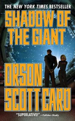 Shadow of the Giant - Card, Orson Scott