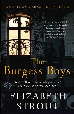 The Burgess Boys - Strout, Elizabeth
