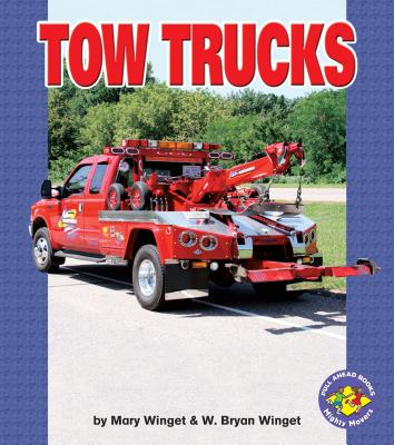 Tow Trucks - Winget, Mary, and Winget, W Bryan