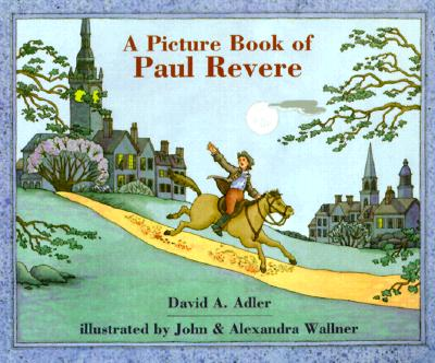 A Picture Book of Paul Revere - Adler, David A
