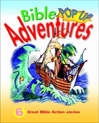 Pop-Up Bible Adventures - Dowley, Tim