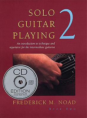 Solo Guitar Playing Book 2 - Noad, Frederick M