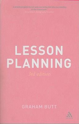 Lesson Planning - Butt, Graham
