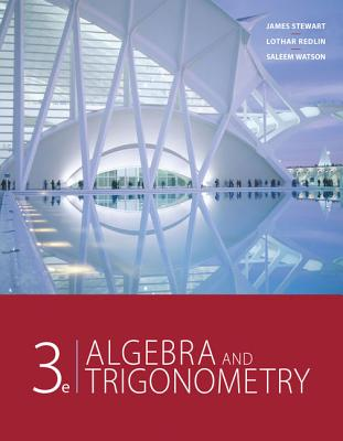 Algebra and Trigonometry - Stewart, James, and Redlin, Lothar, and Watson, Saleem