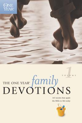The One Year Book of Family Devotions - Tyndale House Publishers (Creator)