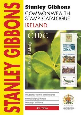 Stanley Gibbons Catalogue: Ireland - Jefferies, Hugh (Editor)