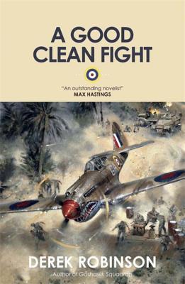 A Good Clean Fight - Robinson, Derek