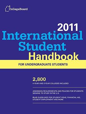 International Student Handbook 2011 - The College Board