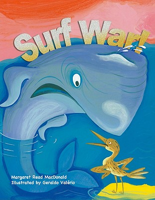 Surf War!: A Folktale from the Marshall Islands - MacDonald, Margaret Read