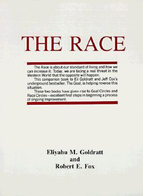The Race - Goldratt, Eliyahu M, and Fox, Robert E, and Foz, Robert E (Photographer)