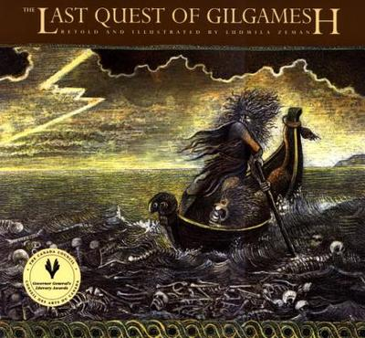 The Last Quest of Gilgamesh - Zeman, Ludmila