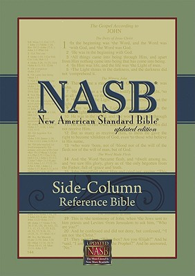 Side Column Reference Bible-NASB-Large Print - Foundation Publication Inc (Creator)