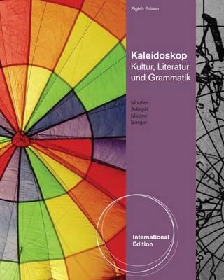 Kaleidoskop - Moeller, Jack, and Adolph, Winnie, and Mabee, Barbara