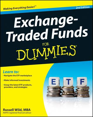 Exchange-Traded Funds For Dummies - Wild, Russell