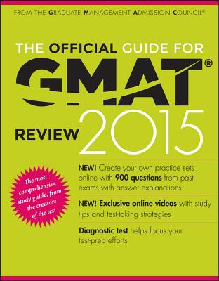 The Official Guide for GMAT Review - Graduate Management Admission Council