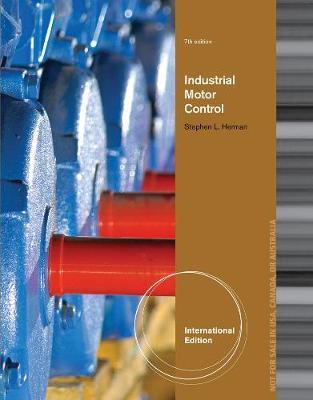 Industrial Motor Control - Herman, Stephen L.