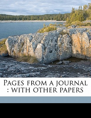 Pages from a Journal: With Other Papers - Rutherford, Mark