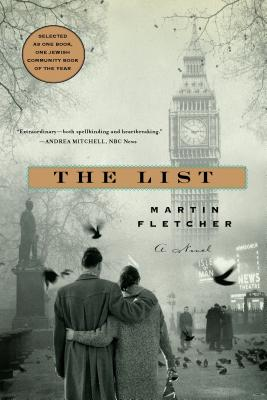 The List - Fletcher, Martin