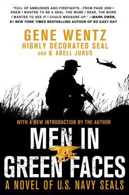 Men in Green Faces - Wentz, Gene, and Jurus, B Abell