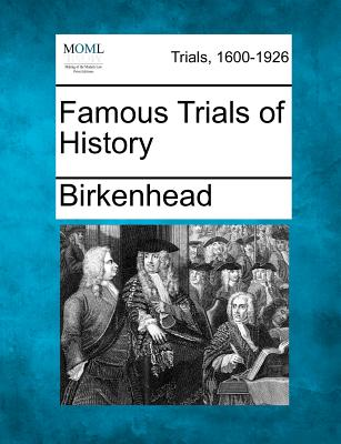Famous Trials of History - Birkenhead