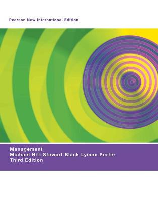 Management - Hitt, Michael A., and Black, Stewart, and Porter, Lyman W.