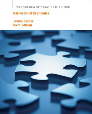 International Economics - Gerber, James