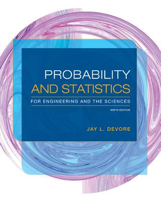 The Probability and Statistics for Engineering and the Sciences - Devore, Jay L.