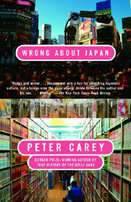 Wrong about Japan - Carey, Peter Stafford