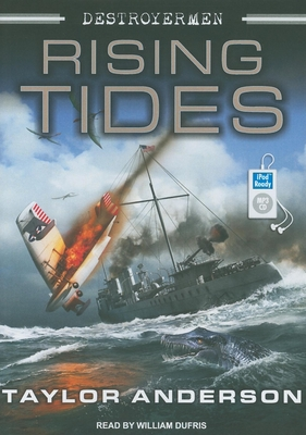 Rising Tides - Anderson, Taylor, and Dufris, William (Read by)