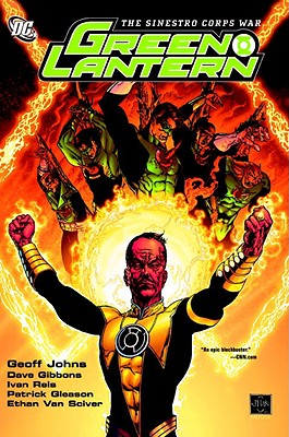 Sinestro Corps War - Gibbons, Dave, and Johns, Geoff