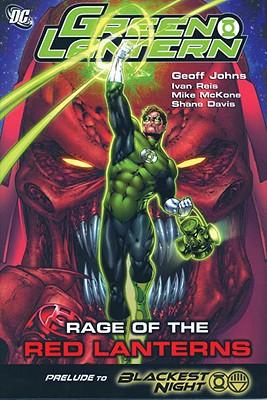 Rage of the Red Lanterns - Johns, Geoff