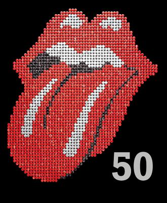 The Rolling Stones 50 - Jagger, Mick, and Richards, Keith, Dr., and Watts, Charlie