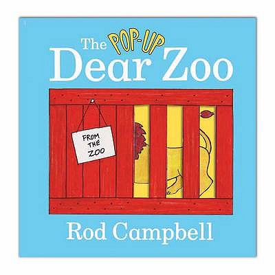 The Pop-Up Dear Zoo - Campbell, Rod