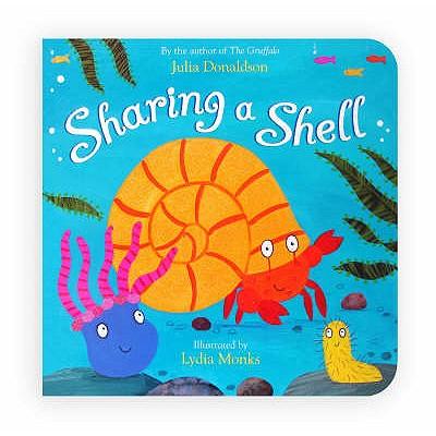 Sharing a Shell - Donaldson, Julia