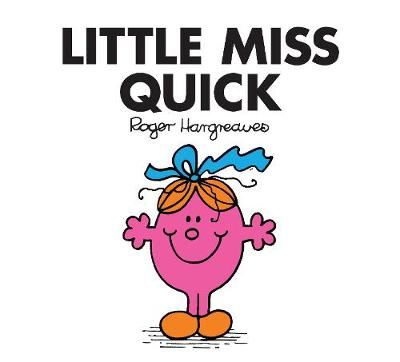 Little Miss Quick - Hargreaves, Roger
