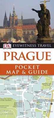DK Eyewitness Pocket Map and Guide: Prague - Hall, Derek