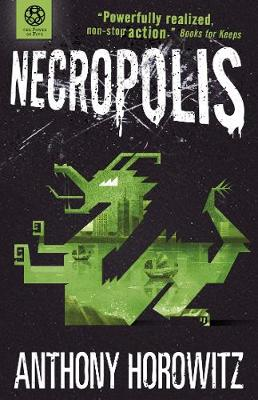 Necropolis - Horowitz, Anthony