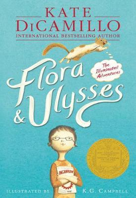 Flora & Ulysses: The Illuminated Adventures - DiCamillo, Kate